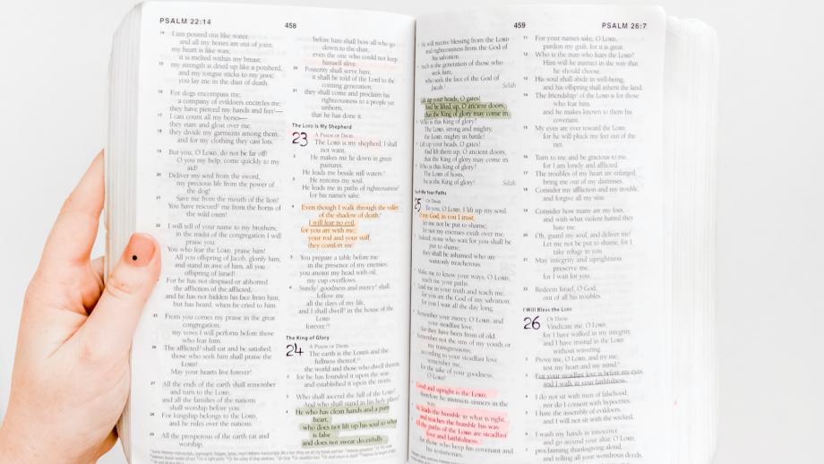 Modalitati de Studiu Biblic